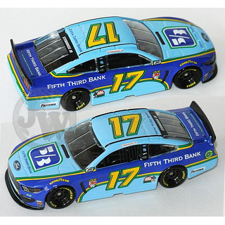 Ricky Stenhouse jr. #17 NASCAR 2019 RFR Ford Fifth Third Bank 1:64