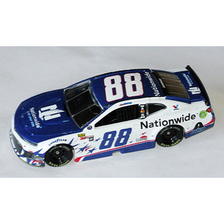 Alex Bowman #88 NASCAR 2018 HM Chevrolet Camaro Nationwide Patriotic 1:64