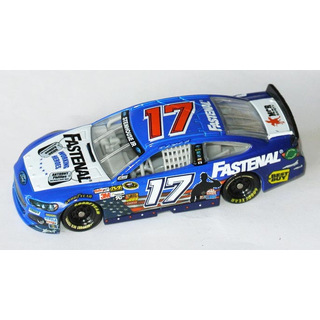Ricky Stenhouse jr. #17 NASCAR 2013 RFR FORD Fastenal Heroes Hired Here 1:64