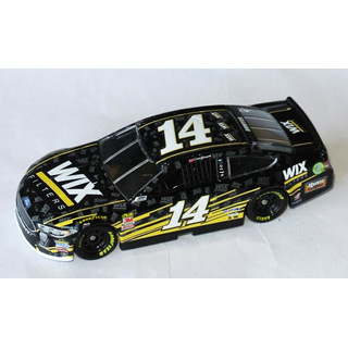 Clint Bowyer #14 NASCAR 2018 SHR Ford Wix Filters 1:64