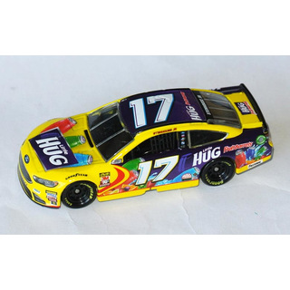 Ricky Stenhouse jr. #17 NASCAR 2018 RFR Ford Little Hug Fruit Barrels 1:64