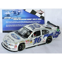 FlashcoatTrevor Bayne #16 NASCAR NATIONWIDE 2011 RFR Ford...
