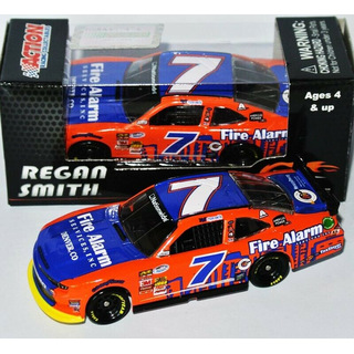 Regan Smith #7 NASCAR NATIONWIDE 2014 JRM CHEVROLET Fire Alarm SVC 1:64