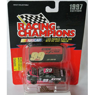 Jeff Burton #99 NASCAR 1997 RR FORD Exide Batteries 1:64