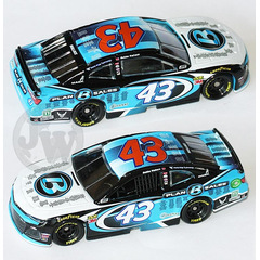 Darrell Bubba Wallace #43 NASCAR 2019 RPM Chevrolet Plan...