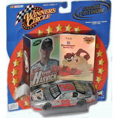 Kevin Harvick #29 NASCAR Chevrolet 2001 Goodwrench...