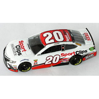 Erik Jones #20 NASCAR 2018 JGR Toyota Sport Clips 1:64