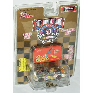 Terry Labonte #5 NASCAR 1998 HM CHEVROLET Blasted Froot Loops 1:64 gold chrome