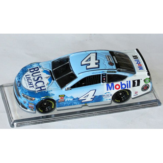 Kevin Harvick #4 NASCAR 2018 SHR Ford Busch Light Mobil 1 1:64