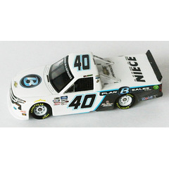 Ross Chastain #40 NASCAR TRUCK 2020 NM Chevrolet Plan B...