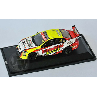 Russell Ingall #39 V8 Supercars 2009 SAR HOLDEN VE COMMODORE 1:64