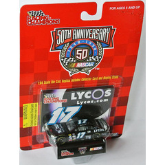 Matt Kenseth #17 NASCAR 1998 RE CHEVROLET Lycos 1:64
