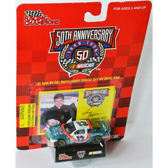 Jerry Nadeau #13 NASCAR 1998 EMR FORD FirstPlus 1:64