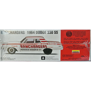 model kit Pro Stock RAMCHARGERS 1964 Dodge 330 SS 1:25