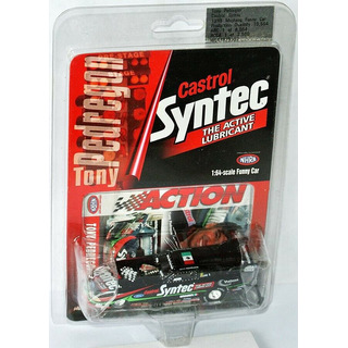 Tony Pedregon NHRA Ford Funny Car 1998 Castrol Syntec 1:64