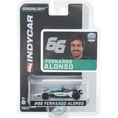 Fernando Alonso #66 NTT INDYCAR 2020 Ruoff Mortage Arrow...