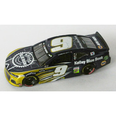 Chase Elliott #9 NASCAR 2020 HMS Chevrolet Kelley Blue...