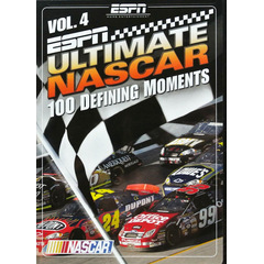 US DVD ESPN ULTIMATE NASCAR Vol.4 100 Defining Moments 52...