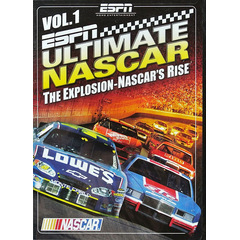 US DVD ESPN ULTIMATE NASCAR Vol.1 The Explosion -...