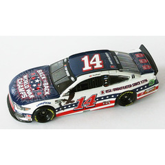 Clint Bowyer #14 NASCAR 2020 SHR Ford Barstool Sports...