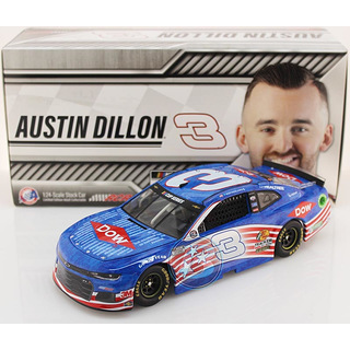 Austin Dillon #3 NASCAR 2020 RCR Ford Dow Salute To Veterans 1:24