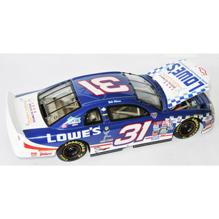Mike Skinner #31 NASCAR STOCKCAR 1998 RCR Chevrolet Lowe´s Special Olympics 1:24 Bank