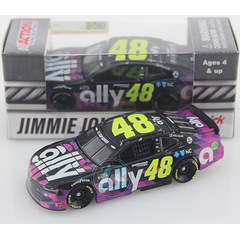 Jimmy Johnson #48 NASCAR 2020 HM Chevrolet Ally 1:64 All...