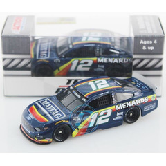 Ryan Blaney #12 NASCAR 2020 TP Ford Menards Maytag...