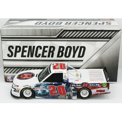Spencer Boyd # 20 NASCAR TRUCK 2020 YR Chevrolet Plan B...