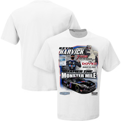 Nascar T Shirt #4 Kevin Harvick 2020 TAMES THE MONSTER...