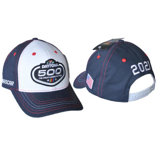 Baseball Cap Hat 2021 DAYTONA 500 The Great American Race