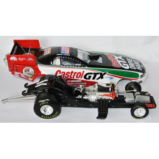 John Force NHRA Nitro Funny Car 1999 Castrol GTX 1:24 8-Time Champion