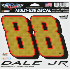 Aufkleber Multi Use Decal NASCAR #88 DALE JR. Dale...