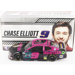 Chase Elliott #9 NASCAR 2020 HM Chevrolet Hooters Give A...