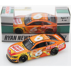 Ryan Newman #6 NASCAR 2021 RFR Ford Oscar Mayer Hot Dogs...