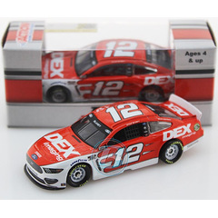 Ryan Blaney #12 NASCAR 2021 TP Ford Dex Imaging 1:64