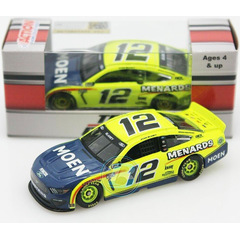 Ryan Blaney #12 NASCAR 2021 TP Ford Menards / Moen 1:64