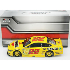 Joey Logano #22 NASCAR 2021 TP Ford Pennzoil 1:24