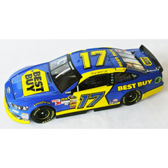 Ricky Stenhouse jr. #17 NASCAR 2013 RFR Ford Best Buy 1:24
