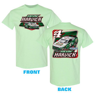 Nascar T Shirt #4 Kevin Harvick 2021 HUNT BROTHERS PIZZA S - 3XL