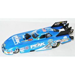 John Force NHRA Nitro Funny Car Chevrolet 2017 Peak 1:24