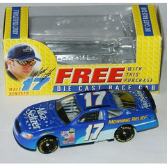 Matt Kenseth #17 NASCAR 2003 RE Ford Alka Seltzer 1:64