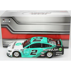 Brad Keselowski #2 NASCAR 2021 TP Ford MoneyLion 1:24