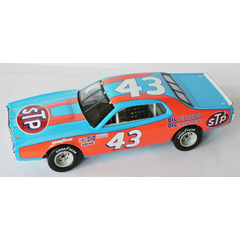 Richard Petty #43 NASCAR STOCKCAR 1974 PE Dodge Charger...