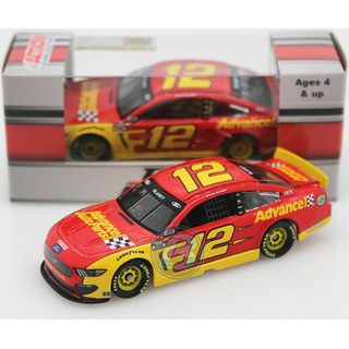 Ryan Blaney #12 NASCAR 2021 TP Ford Advance Auto Parts 1:64