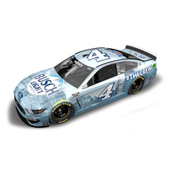 Kevin Harvick #4 NASCAR 2021 SHR Ford Busch Light...