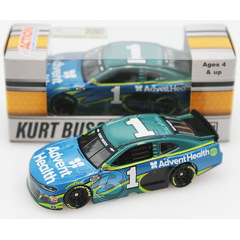Kurt Busch #1 NASCAR 2021 CGR Chevrolet Advent Health 1:64