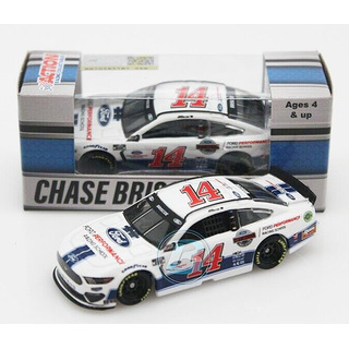 Chase Briscoe #14 NASCAR 2021 SHR Ford Performance Racing School 1:64