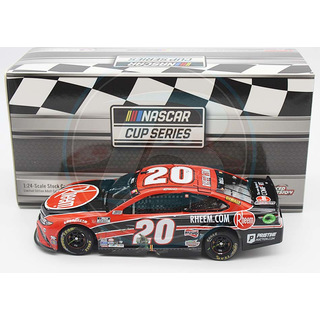 Christopher Bell #20 NASCAR 2021 JGR Toyota Rheem 1:24 Daytona Road Course Win