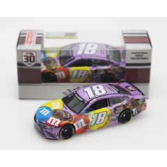 Kyle Busch #18 NASCAR 2021 JGR Toyota M&M´S Fudge Brownie...